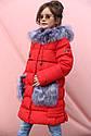 Пальто детское зимнее бренда Nui Very Полианна  Размеры 26- 42, фото 2