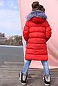 Пальто детское зимнее бренда Nui Very Полианна  Размеры 26- 42, фото 3