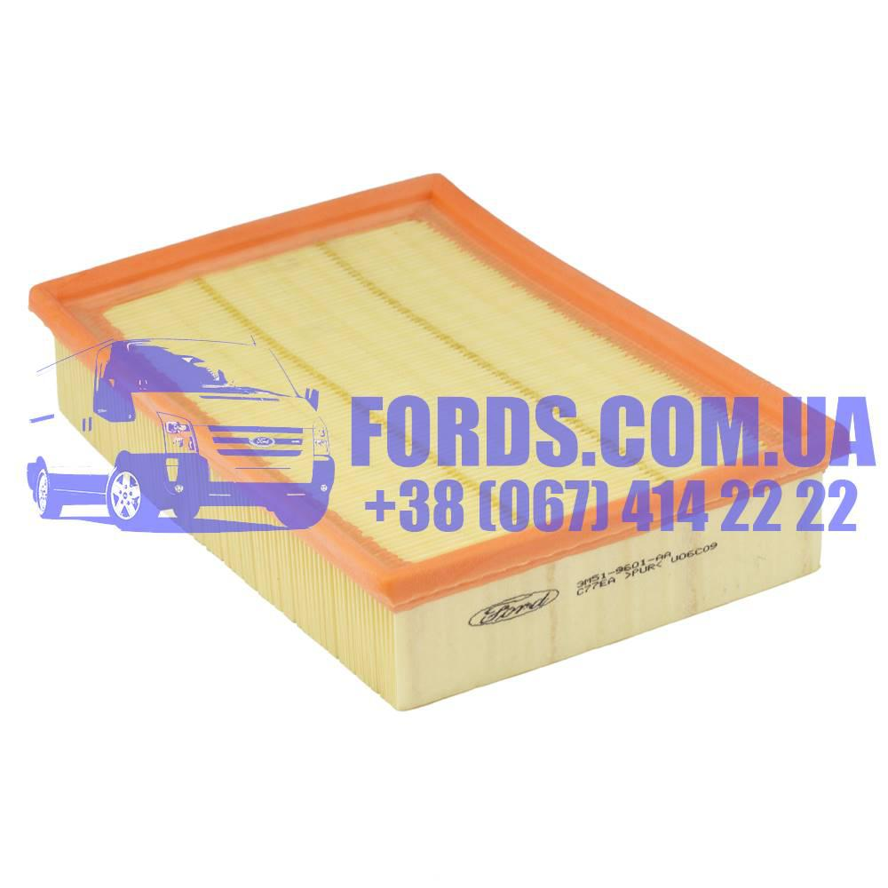 Фильтр воздушный FORD FOCUS 2004-2008 (1.4/1.6 DOHC 1.8/2.0 DURATEC) (1232496/3M519601AA/1232496) FORD