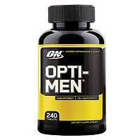Витамины для мужчин спортсменов Optimum Nutrition Opti-Men 240 таблеток