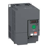 Перетворювач частоти 7.5 кВт 380В 3Ф Altivar 310 ATV310HU75N4E