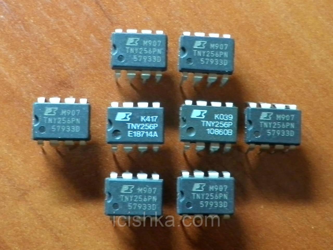 TNY256P / TNY256PN DIP8 - ШИМ контроллер для ИБП