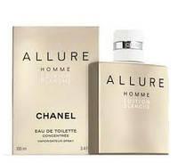 Мужская туалетная вода Chanel Allure Homme Edition Blanche (Шанель Аллюр Хомм Эдишн Бланш)