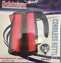 Электрочайник, Дисковый чайник Schtaiger SHG-97021