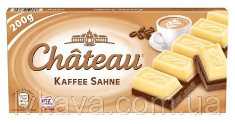 Шоколад  Chateau Kaffee Sahne , 200 гр