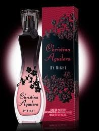 Christina aguilera by night