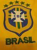 Футбольная форма сборной Бразилии 2018 Neymar (Неймар) детская + гетры, фото 7