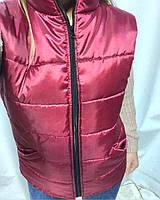 Жилетка Atteks женская утепленная на синтепоне - 01208