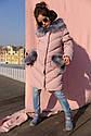 Полупальто детское Банни - Пудра №721, фото 4