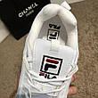 Мужские кроссовки Fila Disruptor 2 White, фото 4