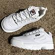 Мужские кроссовки Fila Disruptor 2 White, фото 6