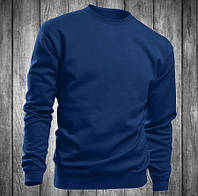 Свитшот мужской синий Stedman - Navy Blue СТ4000