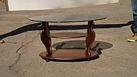 Журнальный стол Сокол из натурального дерева