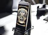 Раскладной смартфон Tkexun W2018 silver, фото 5