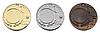 Медаль під  замовлення ма095