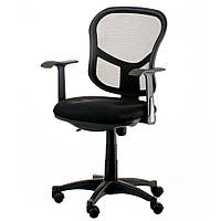 Кресло офисное Mist black черный