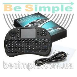 Мини-клавиатура беспроводная  Mini Keyboard i8