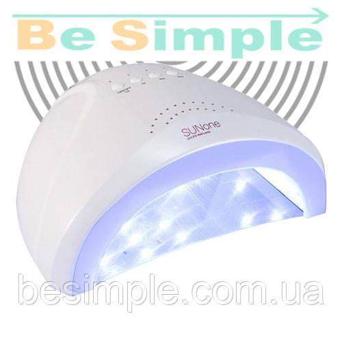 Лампа для сушки ногтей SunOne UV/LED 48 Вт