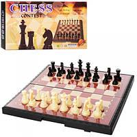 Шахматы 8813, магнитные, в кор-ке, 20-10-2, 5см