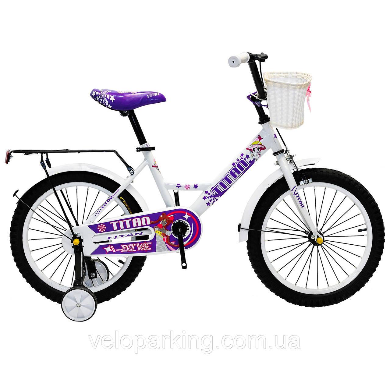 Велосипед детский Classic 20″ (2018) NEW