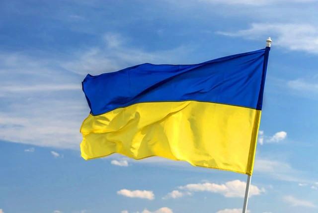 Флаг Украины MAX-SV 1,5 м / 1 м - 9100