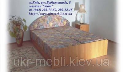Кровать двуспальная Бабочка, Бусол