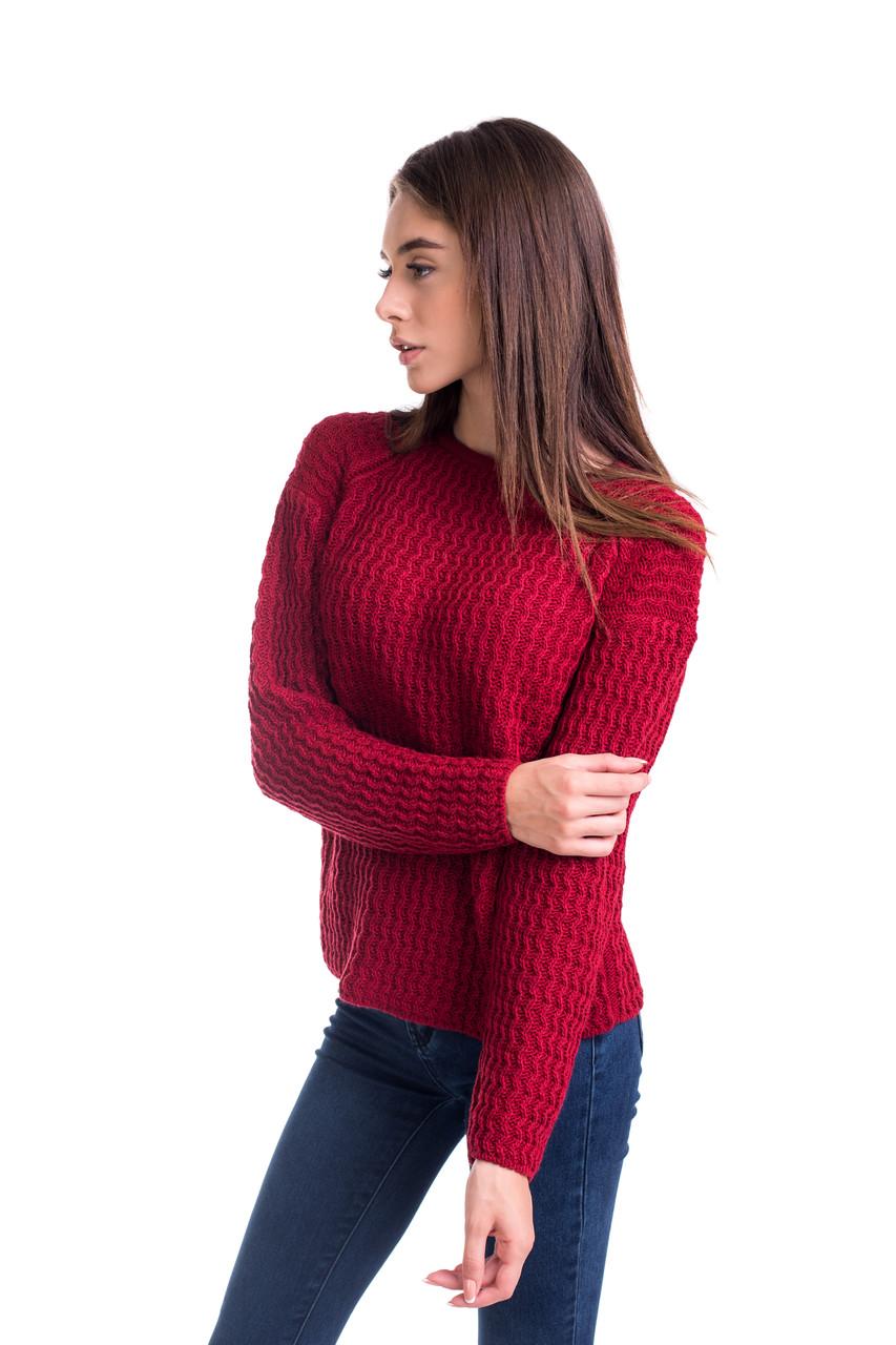Вязаный  свитер 44, 46, 48 размеры 5цветов