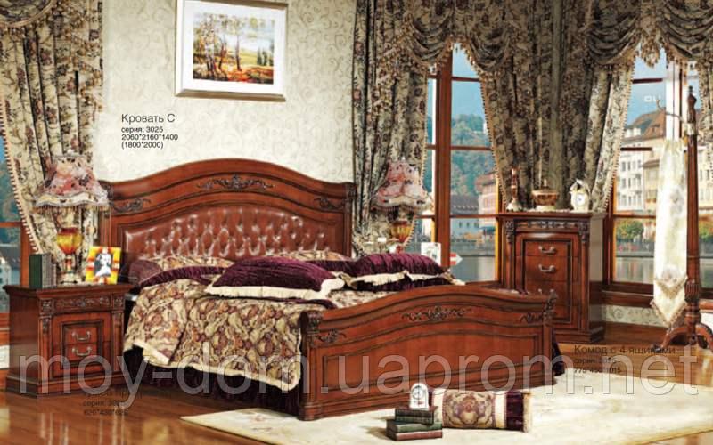 Кровать CLASSICAL 3025