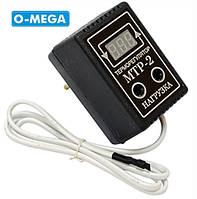 Терморегулятор цифровой МТР-2 розеточный 16А (-55...+125), фото 1