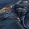 M-TAC ДЖИНСЫ TACTICAL GEN.I REGULAR FIT INDIGO BLUE, фото 3