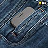 M-TAC ДЖИНСЫ TACTICAL GEN.I REGULAR FIT INDIGO BLUE, фото 6