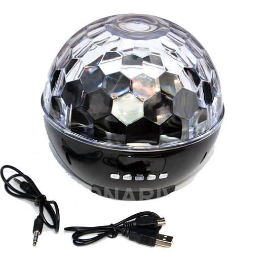 Шар для дискотеки Led Magic Ball Light
