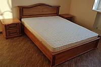 Кровать деревянная Бухарест дубовая Arngold