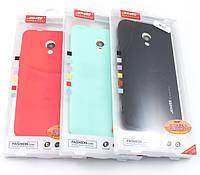Матовый силиконовый чехол SMTT для Meizu Note 8 (выбор цвета)