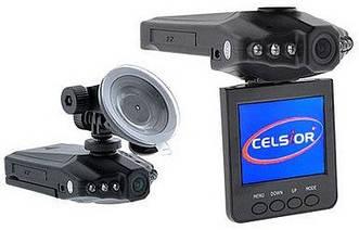 Автомобильный видеорегистратор Celsior CS-402