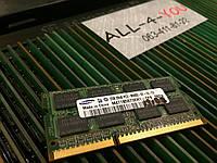 Оперативна пам`ять SAMSUNG DDR3 2GB SO-DIMM PC3 8500S 1066mHz Intel/AMD