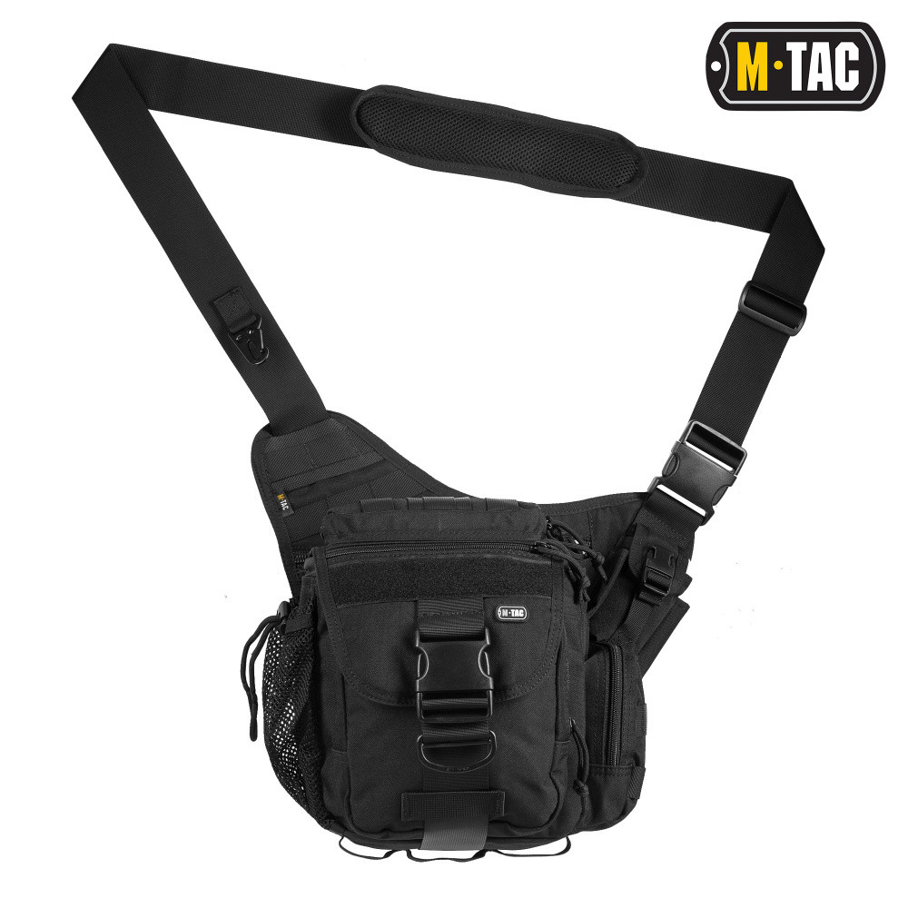 M-TAC СУМКА EVERYDAY CARRY BAG BLACK
