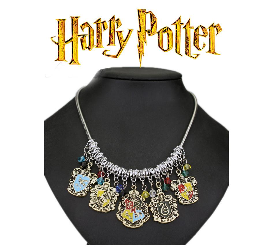 Колье с подвесками из Гарри Поттера Harry Potter