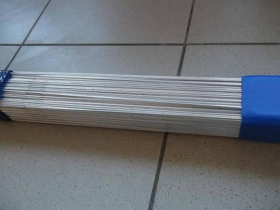 Алюминиевый присадочный пруток ER 5356 (3,2мм), фото 2