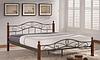 Двуспальная кровать Onder Mebli Melis 120х200 Малайзия