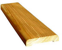 Наличник деревянный Киев - сращенный сосновый для межкомнатных дверей, купить