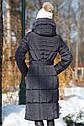 Женское зимнее Пальто Фелиция - размер 60, фото 4