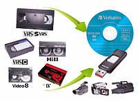 Оцифровка видеокассет, оцифровка киноплёнок, оцифровка звука, любая сложность