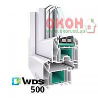 Металлопластиковая система WDS 500, фото 1