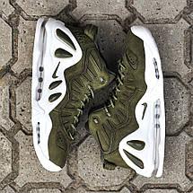 """Баскетбольные кроссовки в стиле Nike Air Max Uptempo 97 """"URBAN HAZE"""", фото 3"""