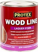 Лаковий захисний просочувач Protex для деревини WOOD LINE безбарвний (0,7л)