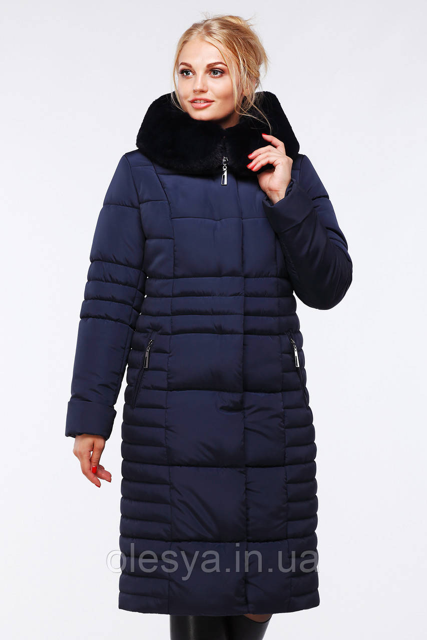 Пальто Дарселла - Т.синий АС11