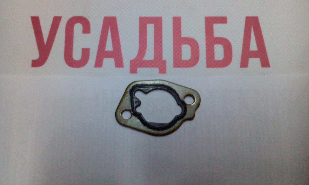 Прокладка воздушного фильтра (металлорезиновая)  168F