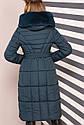 Пальто Фелиция 2 - изумруд размеры 54 56 60, фото 4