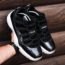 Баскетбольные кроссовки в стиле Nike Air Jordan 4, фото 3